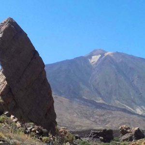 Teide vulkán